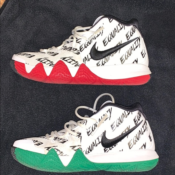 new concept 7393a c0b79 Kyrie 4 BHM (Black History Month)